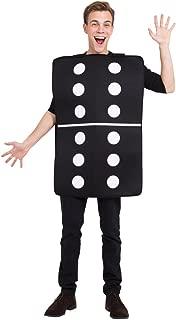 Bristol Novelty AF021 Domino Costume, One Size