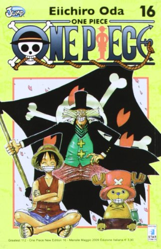 One piece. New edition (Vol. 16)