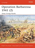 Operation Barbarossa 1941 (2): Army Group North (Campaign)