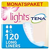 TENA Lights, Compresas Incontinencia - 120 Unidades