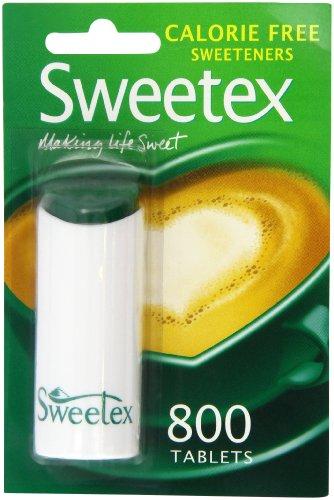 Sweetex Calorie Free Sweeteners 800 per pack