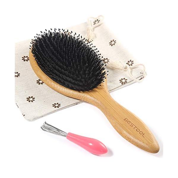 Beauty Shopping BESTOOL Hair Brush, Boar Bristle Hair Brushes for Women men Kid,