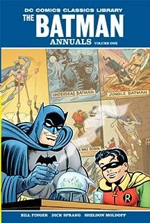 The Batman 1: The Annuals