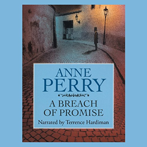 A Breach of Promise audiobook cover art