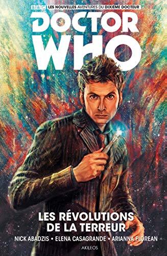 Doctor Who - 10e docteur - tome 1 Les nouvelles aventures (1)