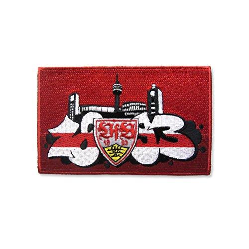 VfB Stuttgart Aufnäher 1893 ca 12 x 8 cm zum aufbügeln