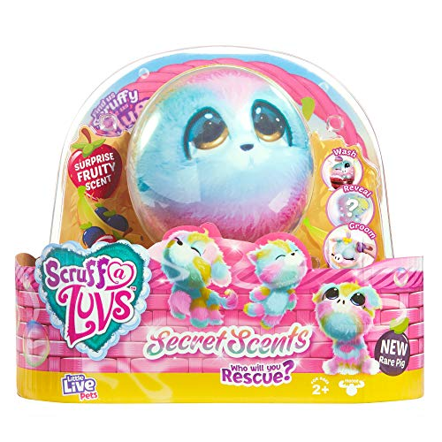 Little Live Pets Scruff-a-Luvs - Secret Scents