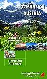 Austria Supertouring Road Atlas (English, Spanish, French, Italian and German Edition)