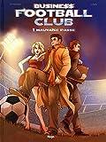 BUSINESS FOOTBALL CLUB T1 MAUV