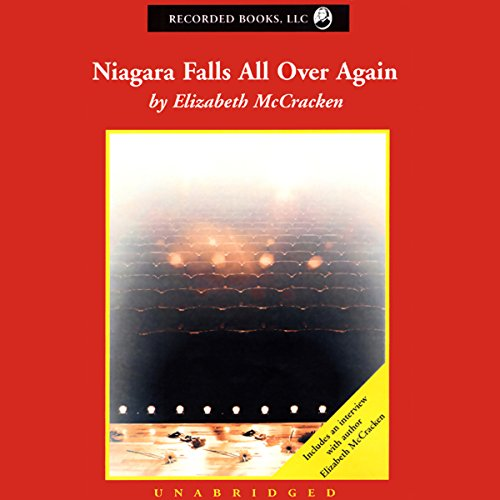 Niagara Falls All Over Again audiobook cover art