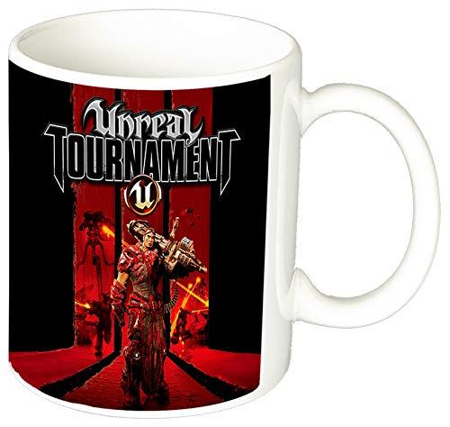 MasTazas Unreal Tournament 3 Taza Ceramica 11 oz ≈ 325 ml
