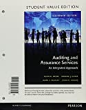 Auditing and Assurance Services, Student Value Edition Plus MyLab Accounting with Pearson eText -- Access Card Package