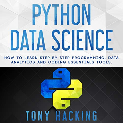 Python Data Science audiobook cover art