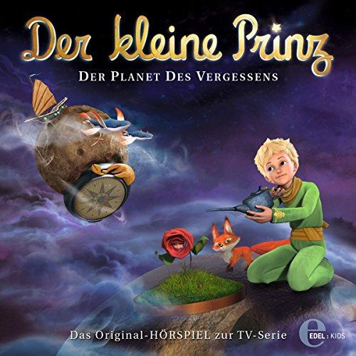Der Planet des Vergessens. Das Original-Hörspiel zur TV-Serie Titelbild