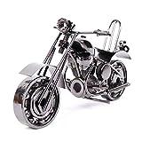 EQLEF® Motorradmodell kreative Handwerk Geschenk , RetromotorradModell, Metallmaterial, Erledigte...
