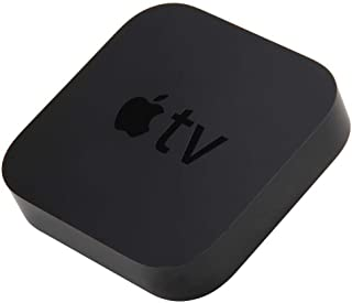 Apple TV 2nd Generation Streaming Media Player (Renewed)