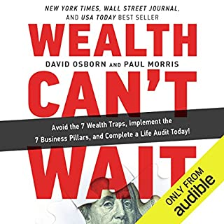 Couverture de Wealth Can't Wait