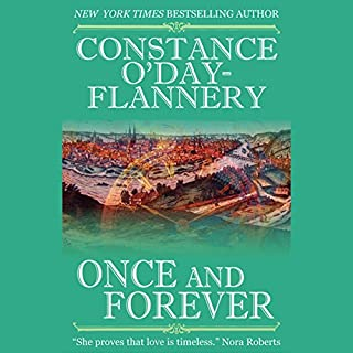 Once and Forever audiobook cover art
