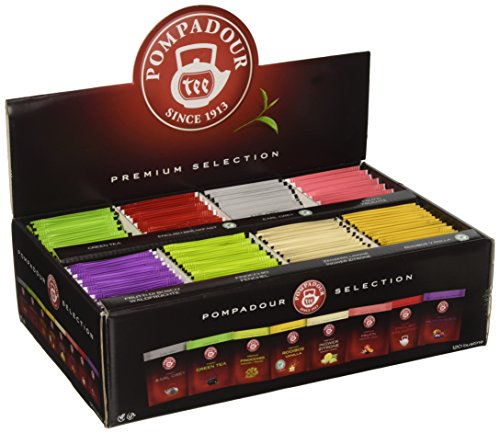 Pompadour Premium Selection Box - 120 Filtri