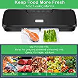 Zoom IMG-1 macchina sottovuoto per alimenti goscien