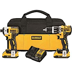 Top Rated Cordless Drill with DeWalt 20 Volt