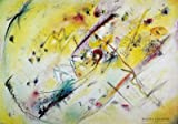 AllPosters US Helles Bild, 1913 Fine Art Poster Print by Wassily Kandinsky, 40x28 by