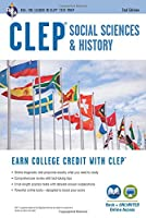 CLEP Social Sciences & History (Clep Exams)