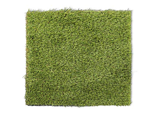 Kunstrasen Deko-Matte - Grün, 30x30 cm, Grasmatte zum Dekorieren und Basteln
