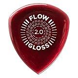 【3枚セット】Dunlop 550R2.0 FLOW GLOSS ULTEX 2.0mm ギター ピック
