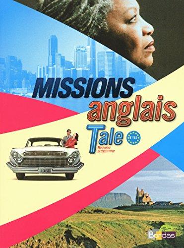 Missions anglais Terminale B1/B2 (1CD audio)