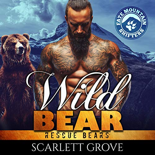 Wild Bear audiobook cover art