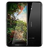 "Nokia 3.2 6.25""Inch Android Pie UK SimFree Smartphone with 2GB RAM and 16GB Storage (Dual Sim)  Black"