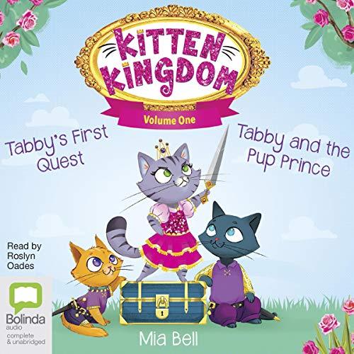 Kitten Kingdom Volume One cover art