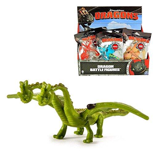 Dragons Auswahl Battle Mini | DreamWorks Mini Spielfiguren, Typ:Wahnsinnige Zipper