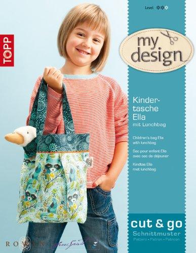 my design Kindertasche Ella: mit Lunchbag