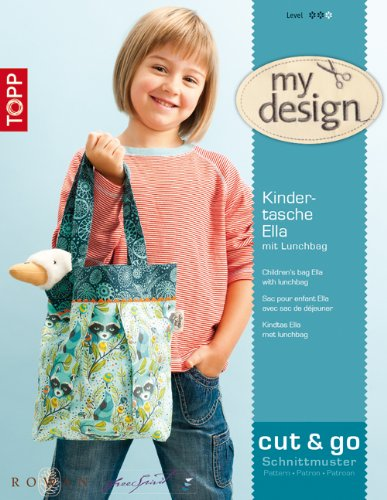 My Design Kindertasche Ella: mit Lunchbag