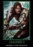 Instabuy Poster Fantasy Heroes Aragorn II - A3 (42x30 cm)