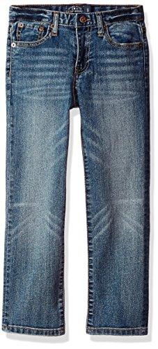 Lucky Brand Big Boys' 5-Pocket Fit Denim Jean, Eastvale Skinny, 8