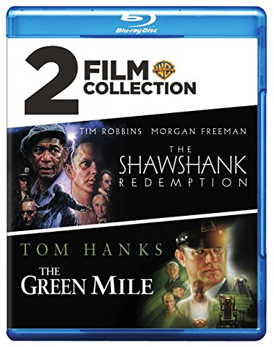 Shawshank Redemption/Green Mile (BD) [Blu-ray]