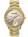 Mark Maddox MM6006-20 - Reloj, impermeable, 30m, color dorado