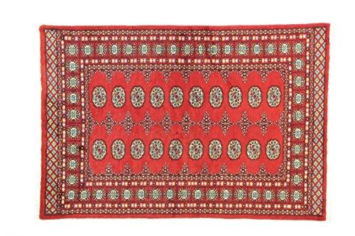 Eden Carpets Kashmir wol Australia tapijt, handgemaakt, katoen, meerkleurig, 127x186 cm