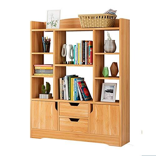 Jtoony-HO Boekenkast, boekenkast, houten display rek, organizer voor boeken, potplanten, fotolijsten