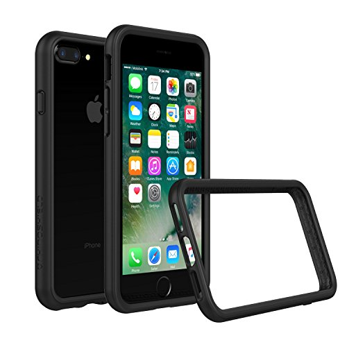 RhinoShield Bumper Case Compatible with [iPhone 8 Plus/iPhone 7...