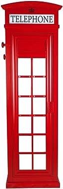 EXPLOIT SRL Armadio Cabina TELEFONICA Rossa