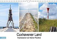 Cuxhavener Land (Wandkalender 2022 DIN A4 quer): Impressionen aus dem Cuxhavener Land (Monatskalender, 14 Seiten )