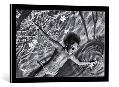 Kunst für Alle Cuadro con Marco: Gloria Salgado Gispert I Can Fly...