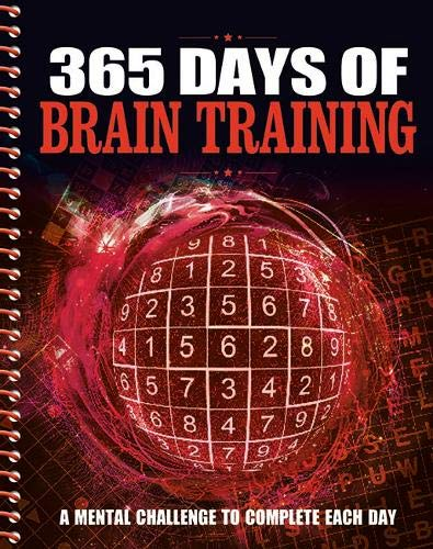 365 Days of Brain Training (A Puzzle A Day Holographic)
