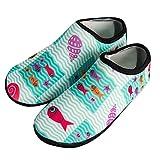 FNKDOR Kinder Schwimmen Tauchen Socken Outdoor Wassersport Rutschfeste Schuhe (22/23...