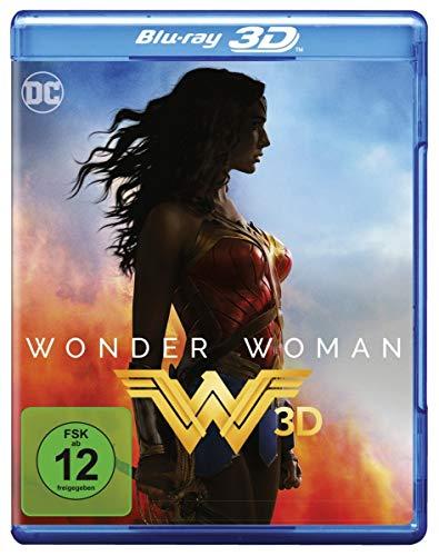 Wonder Woman [3D Blu-ray]