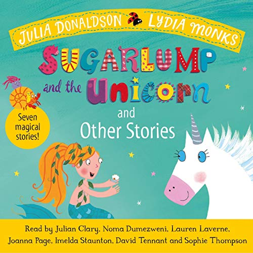 Sugarlump and the Unicorn and Other Stories cover art